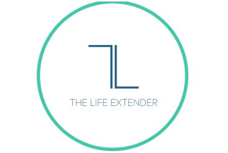 The Life Extender- Logo